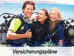 Taucherversicherung Tauchen Versicherung DAN Mitgliedschaftr Tauchschule in Mainz Wiesbaden Tauchen